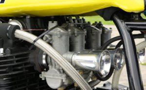 História da Keihin: Dos carburadores para a Honda Dream à injeção thumbnail