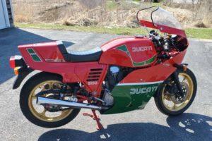 "Ducati 900 MHR: A homenagem a ""Mike The Bike"" thumbnail"