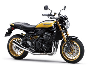 "Kawasaki Z900RS SE 2022: A ""Yellow Ball"" inspirada na lendária Z1 thumbnail"