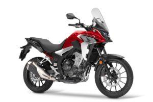 Honda: Ligeiras atualizações nas CB 500 de 2022 thumbnail