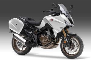 Honda NT 1100 2022, nova Sport Touring no horizonte thumbnail