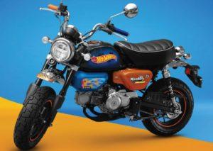 Honda Monkey X Hot Wheels, um 'brinquedo' a sério! thumbnail
