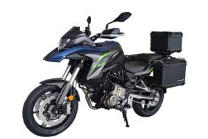 QJ 700 SRT: A nova 700 que pode substituir a TRK 502 thumbnail