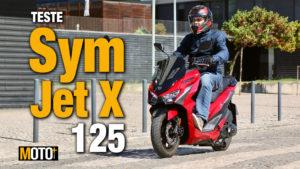 Teste Sym X 125 – a aposta de Taiwan para chegar ao topo thumbnail