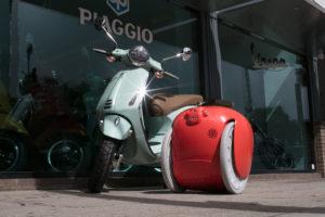 Piaggio desenvolve nova tecnologia de sensor para robôs, scooters e motos thumbnail