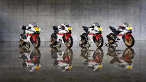 Série R 2022 celebra os 60 anos de história da Yamaha nos Grandes Prémios thumbnail