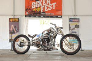 As melhores customizações no 35º Biker Fest International thumbnail