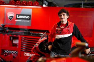 Ducati GP Team Réplica 21: Uma linha de vestuário a celebrar os triunfos no MotoGP thumbnail