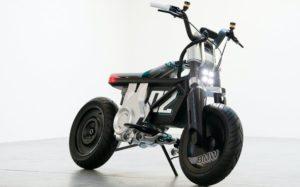 BMW Concept CE 02: Utilidade e diversão na mobilidade urbana thumbnail