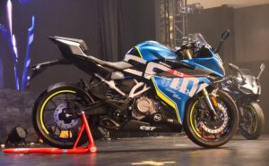 CFMOTO no Mundial de Moto3 em 2022 thumbnail