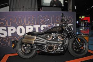 Harley-Davidson: Família Sportster no Casino de Lisboa até 3 de outubro thumbnail