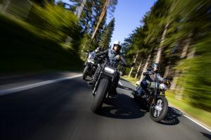 Harley-Davidson voltou a juntar condutores e fãs da marca americana thumbnail