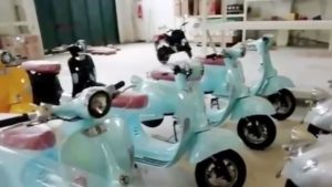 Falsas Vespas da China apreendidas em Livorno thumbnail