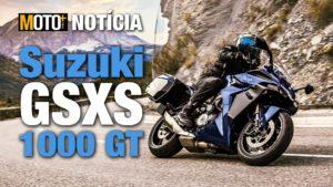 Suzuki GSX-S 1000 GT – Nascida para viajar em primeira classe (Apresentação Vídeo) thumbnail