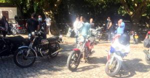 Mototurismo: 37º Passeio Antigas do MC Sintra thumbnail