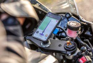Apple desaconselha o uso dos seus iPhones nas motos thumbnail