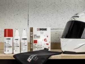 IPONE apresenta novo Kit de Manutenção de Capacetes thumbnail