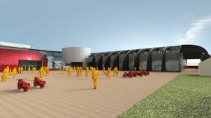 Moto Guzzi: Nova fábrica e Museu em Mandello del Lario thumbnail