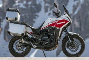 Moto Morini X-Cape 650: Finalmente vai chegar! thumbnail