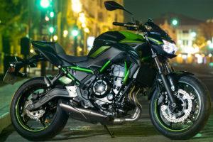 Kawasaki Z650 2022: Três novos conjuntos de cores thumbnail