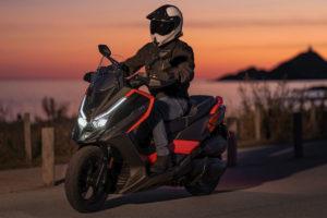 Kymco DTX 125/350: Duas novas 'crossover' a chegar thumbnail