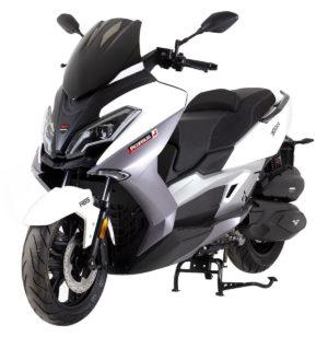 Lexmoto Pegasus 300: Uma maxi-scooter 'Low Cost' thumbnail