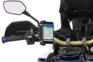 GIVI: Suportes de fixação do  telemóvel e GPS thumbnail