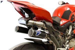 Termignoni revela escape completo de titânio para a Ducati Panigale V4 thumbnail