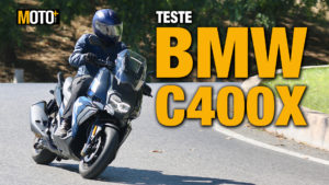 Teste BMW C 400 X – Mobilidade urbana com genética Motorrad (Vídeo) thumbnail