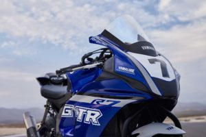 Yamaha R7 ainda mais 'picante' com o kit GYTR thumbnail