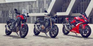 Honda CB, CBR, CBX: O que muda nas 500 da 'asa dourada' em 2022 thumbnail