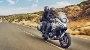 Honda NT1100 2022: Turística para o dia-a-dia thumbnail