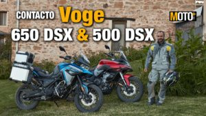 Contacto Voge 650 DSX e Voge 500 DSX – Aventura compromissos (Vídeo) thumbnail