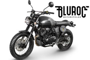 A Bullit torna-se Bluroc Motorcycles thumbnail