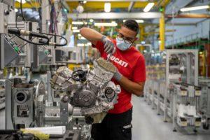 Borgo Panigale Experience: Retomam-se as visitas à fábrica Ducati thumbnail