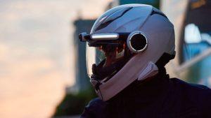 HJC 10A: Câmara de capacete inteligente integrada thumbnail