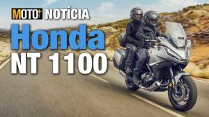 Apresentação Honda NT1100 – A nova turismo com base na Africa Twin thumbnail