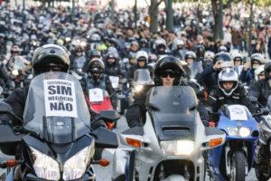 Manifestação em todo o País contra as Inspeções thumbnail