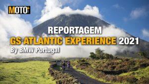 Reportagem BMW GS Atlantic Experience 2021 – A família GS nas ilhas de bruma (Vídeo) thumbnail