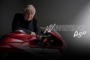 MV Agusta Superveloce Ago: Edição limitada homenageia Agostini thumbnail