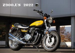 Históricas: O calendário dos 50 anos da Kawasaki Z1 thumbnail